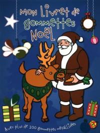 Mon Livret de Gommettes Noël