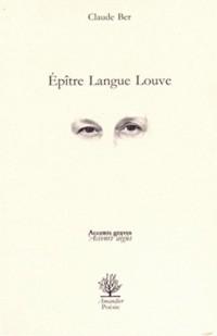 Epître Langue Louve