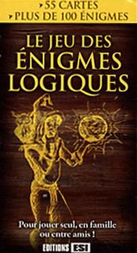 Jeu des Enigmes Logiques (le) - 55 Cartes