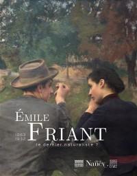 Emile Friant (1863-1932)