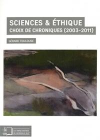 Sciences et éthique