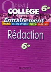 Rédaction 6e