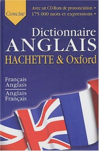 Dictionnaire Hachette Oxford Concise