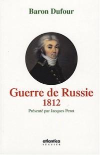 Guerre de Russie - 1812