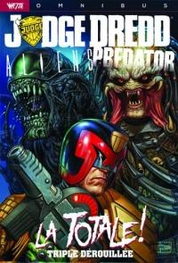 Judge Dredd / Aliens / Predator: La Totale!