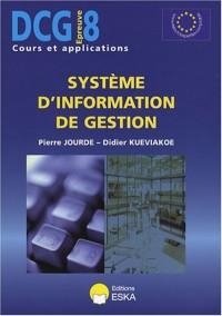 Système d'information de gestion DCG 8