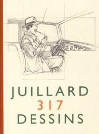 Autour de Blake & Mortimer - tome 8 - Juillard 317 dessins