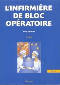 L'infirmière de bloc opératoire : Tome 1