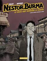 Nestor Burma, Tome 6 : Le soleil naît derrière le Louvre