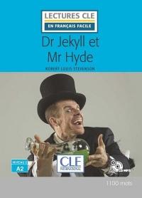 Dr Jekyll et Mr Hyde - Niveau 2/A2 - Lecture CLE en français facile - Livre + CD - Nouveauté