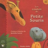 Les contes de la Petite Souris : Avec 1 CD Audio (1CD audio)