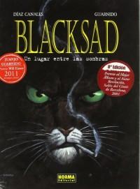 Blacksad, n° 1 : Un lugar entre las sombras