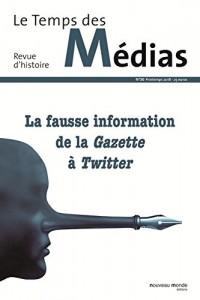 Revue Temps des Medias 30