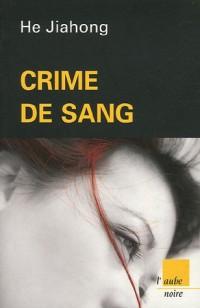 Crime de sang
