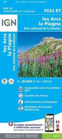 3532ET LES ARCS - LA PLAGNE