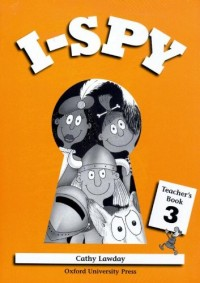 I-SPY 3 : Teacher's book + Photocopy masters book