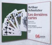 Les dernières cartes (4CD audio)