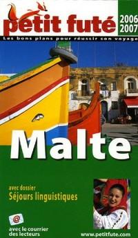 Le Petit Futé Malte