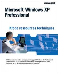 Microsoft windows xp professional - kits de ressources techniques - kit de documentation - cd-rom - francais