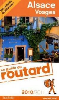 Guide du Routard Alsace, Vosges 2010/2011