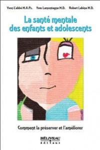 La santé mentale des enfants et adolescents
