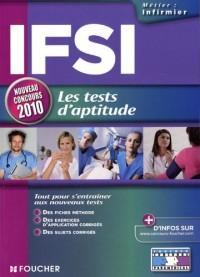 IFSI : Tests d'aptitude : Concours d'entrée en Institut de formation en soins infirmiers