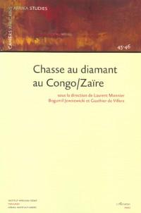 Chasse au Diamant au Congo/Zaire