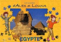 Egypte : Les puzzles d'Alex et Louna