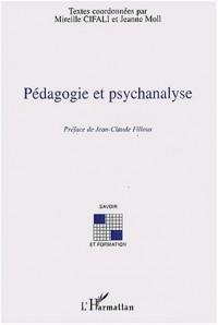 Pédagogie et psychanalyse