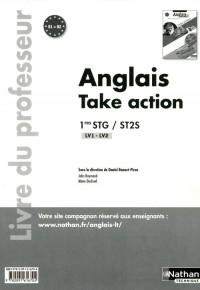 Take Action Première Stg/St2s Lv1/Lv2 B1>B2 Professeur 2011