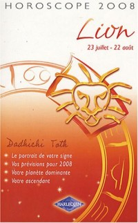 Lion : Horoscope 2008