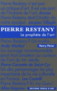 Pierre Restany - le prophète de l'art