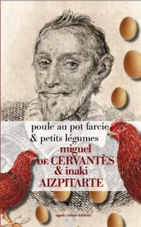 Poule au pot farcie et petits légumes