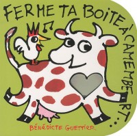 Ferme ta boîte à camembert... (1CD audio)
