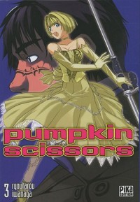 Pumpkin Scissors Vol.3