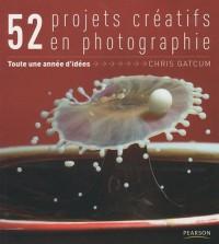 52 projets créatifs
