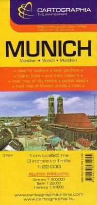 Munich : 1/22 000