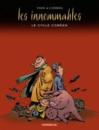 Les Innommables - Intégrales - tome 2 - Intégrale T2 - Le cycle Coréen