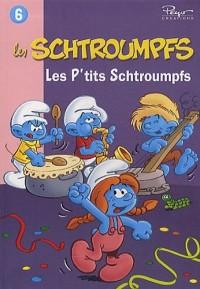 Les Schtroumpfs 06 - Les P'tits Schtroumpfs