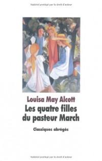 Les quatre filles du pasteur March