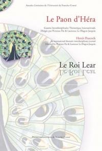 Le paon d'Héra n° 11 : Le roi Lear
