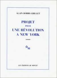 Projet pour une révolution à New York