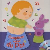 Comptines autour du pot (1CD audio MP3)