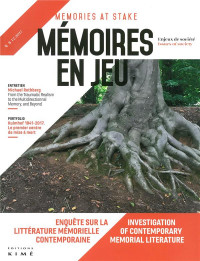 Memoires en Jeu N5