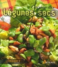 La cuisine des légumes secs