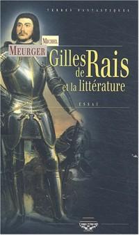 Gilles de Rais et la littérature
