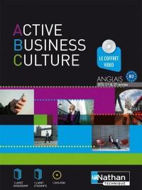 Coffret Active Business Culture Bts -1dvd- 2012