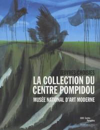 La collection du Centre Pompidou : Musée national d'art moderne, oeuvres choisies