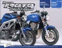 Rmt 131.1 Suzuki Sv650 S/N - Honda Cb900f2 Hornet