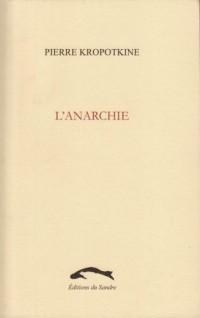L'anarchie : sa philosophie, son idéal : conférence qui devait être faite le 6 mars 1896 dans la salle de Tivoli
